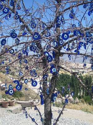 Nov 27 EU_Cappadocia (Turkey)_Evil Eye Tree_Kate Sternstein